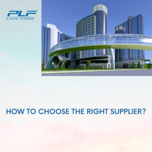 Read more about the article How To Choose The Right Supplier?