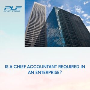 Read more about the article Is A Chief Accountant Required In An Enterprise?